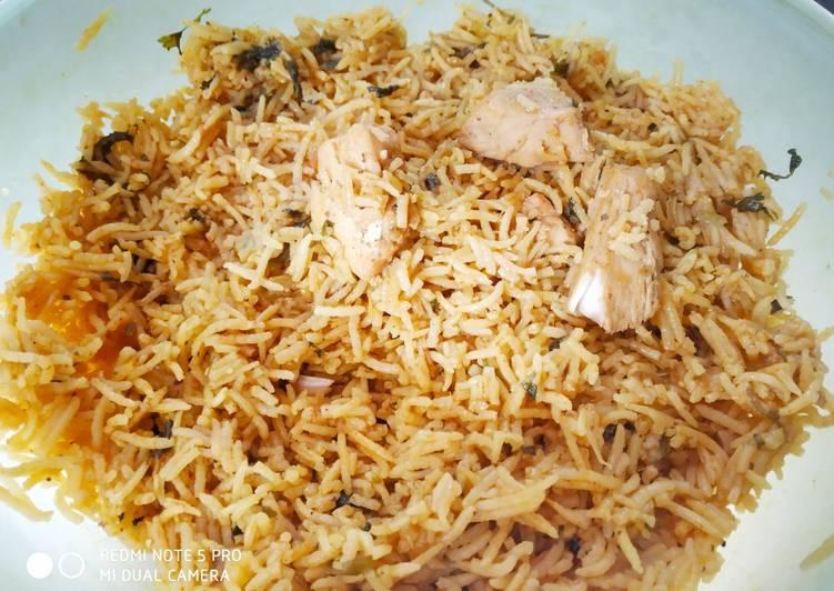 Boneless Chicken Biryani
