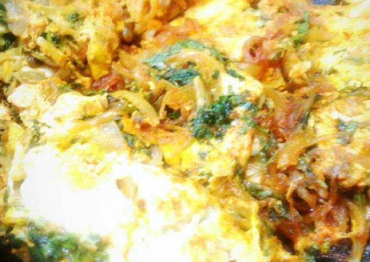 Step-by-Step Guide to Prepare Favorite Hyderabadi khageena (Egg-onion side dish)