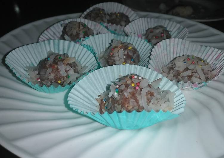 Step-by-Step Guide to Make Speedy Choco balls