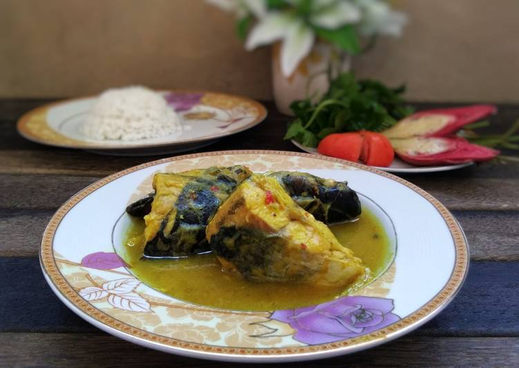 Patin masak tempoyak #durian