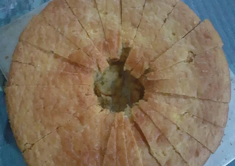 Brudel cake Manado