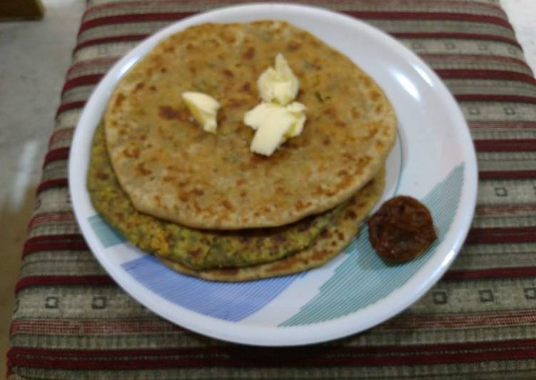 Your Overall Health Can Be Affected By The Foods You Choose To Eat Pyaz parantha