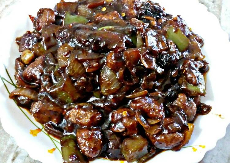 How to Make Speedy Chilli Soyabean