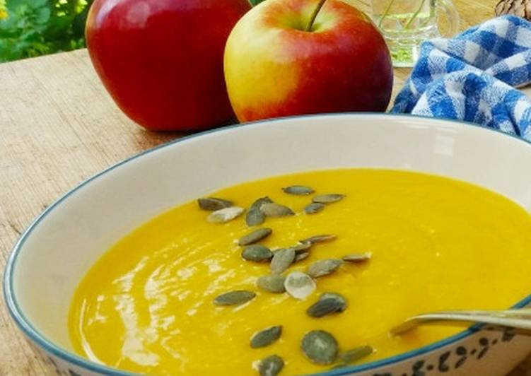 Believing These 10 Myths About Pumpkin soup with apples