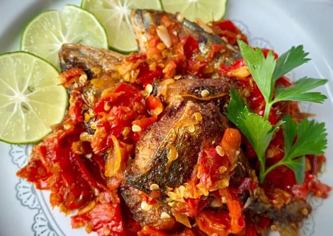 Ikan Kembung Balado