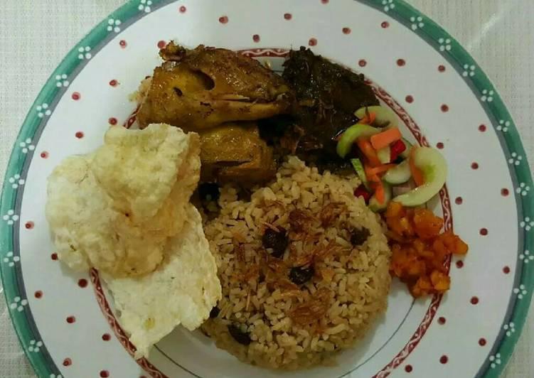 Nasi Minyak Palembang
