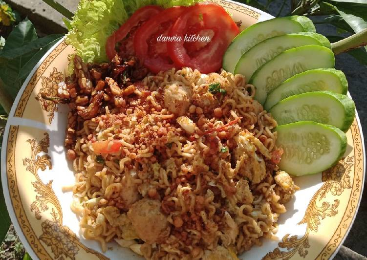 Resep Indomie Goreng Favorit