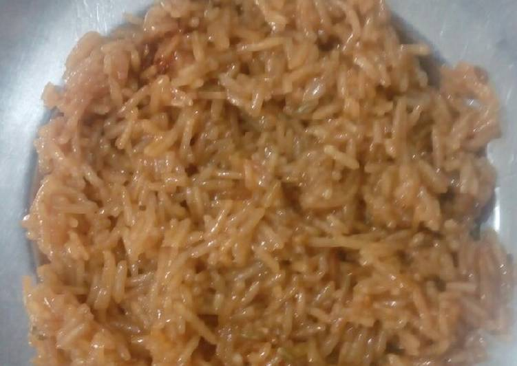 Steps to Make Most Popular Jaggery rice