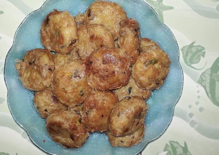 Perkedel kentang no ribet anti gagal😅