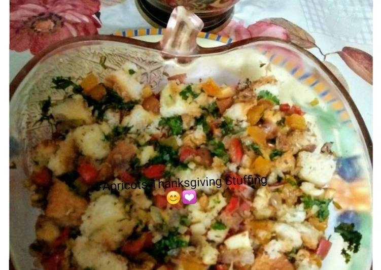 Recipe of Favorite Apricots stuffing