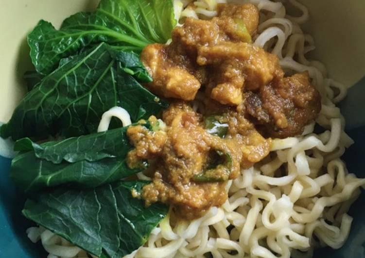 Resep Mie Ayam Homemade Paling Joss