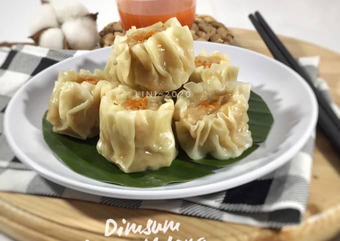 Dimsum Ayam Udang - Siomay Ayam Udang lembut - projectfootsteps.org