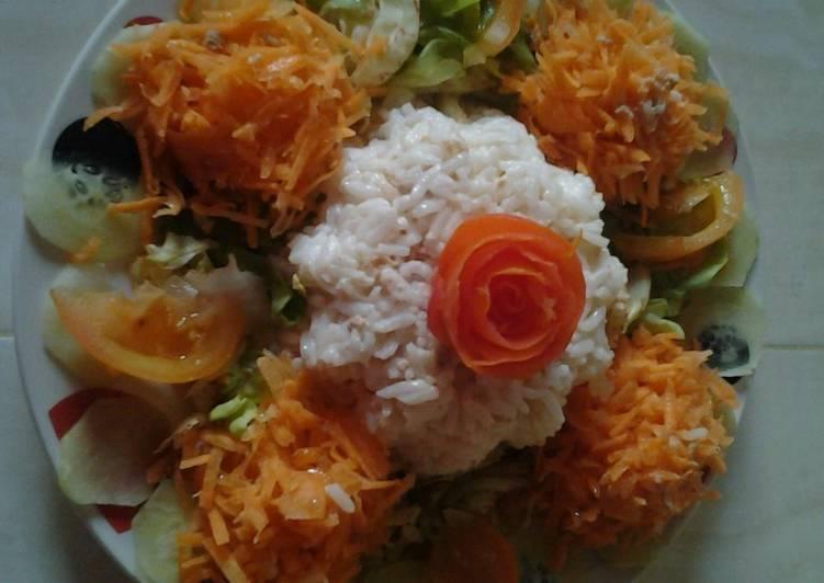 Comment Cuisiner Une Salade au Riz