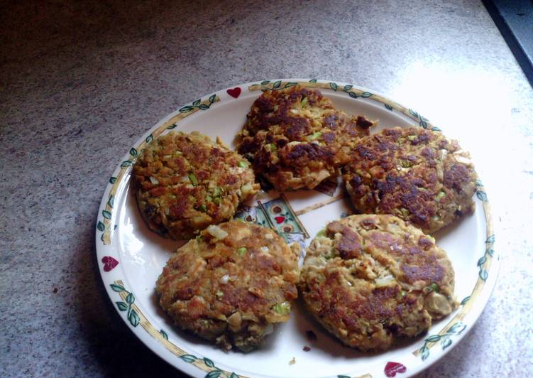 Easiest Way to Make Delicious Simple and Quick Seafood Patties
