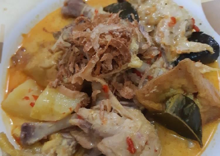Kare Ayam Kampung - cookandrecipe.com
