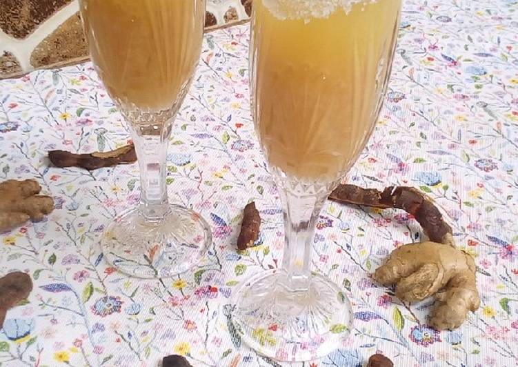 Simple Way to Prepare Favorite Classy tamarind juice
