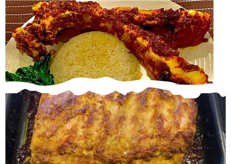 Sim's Pork Satay