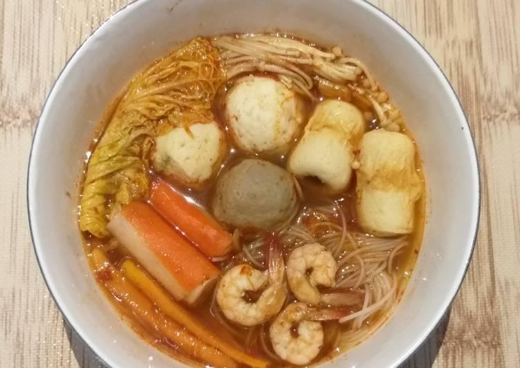 Sukiyaki Tomyam