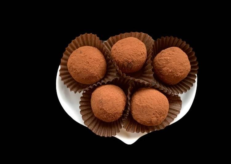 Ricetta Tartufini Avocado 🥑 e Cioccolato 🍫