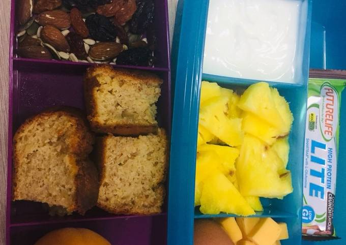 How to Prepare Tasty Easy Lunchbox How to make Banana Bread