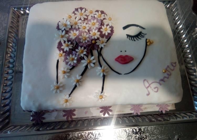 Recette Appétissante Gâteau d'anniversaire