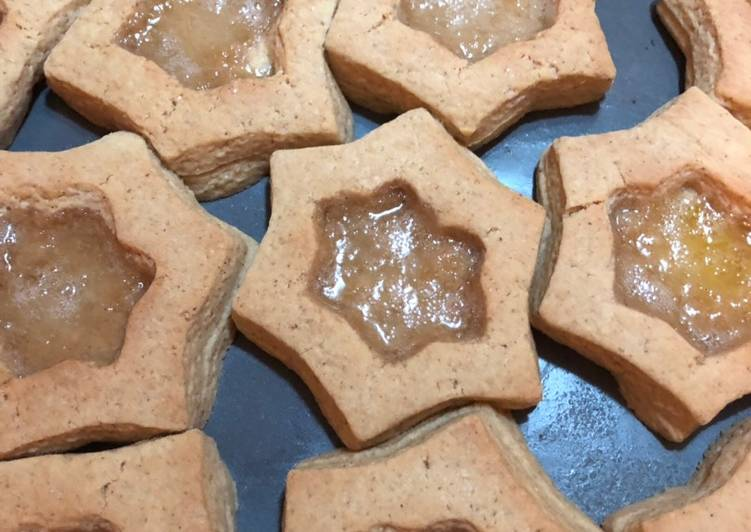 Ginger Cookie Stars!