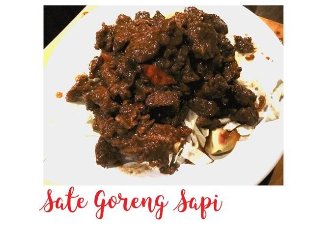 Sate Goreng Sapi - projectfootsteps.org