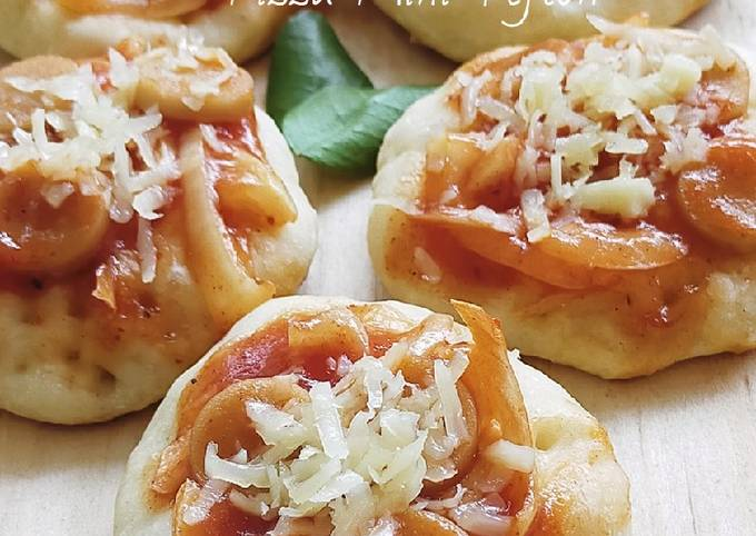 Pizza Mini Teflon | ide bisnis jual 1000.an