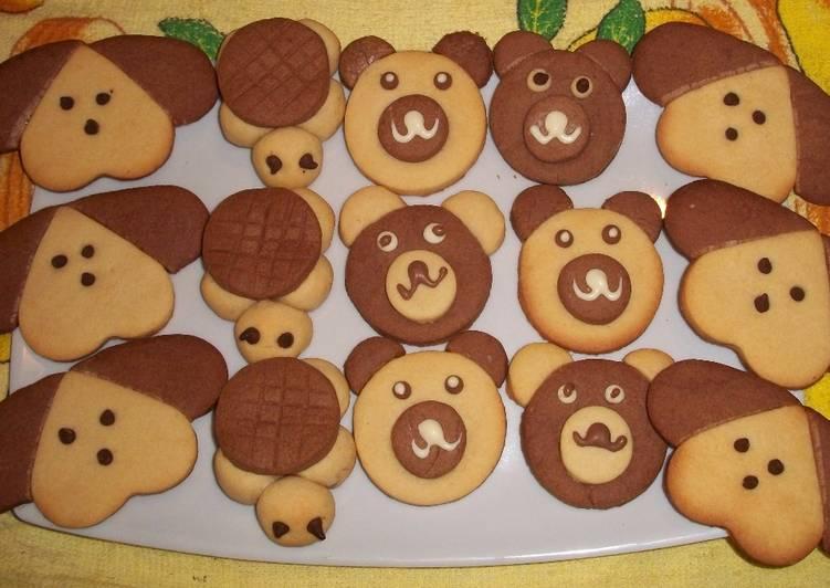quiero ver recetas de galletas