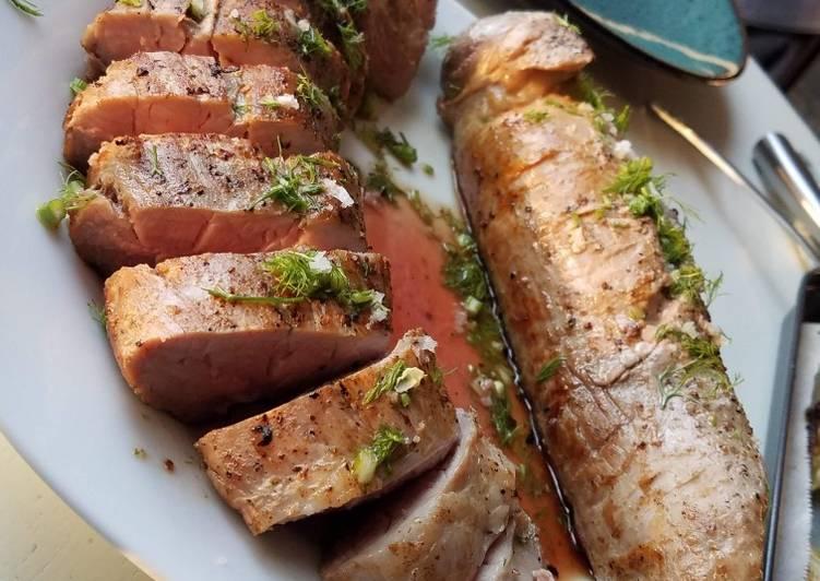 Simple Way to Make Any-night-of-the-week Pork Tenderloin - Sous Vide