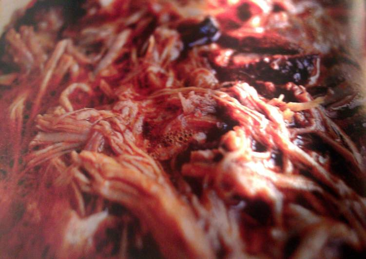 Step-by-Step Guide to Make Homemade spicy dr pepper pulled pork