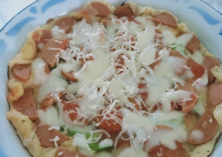 Pizza Teflon 🍕
