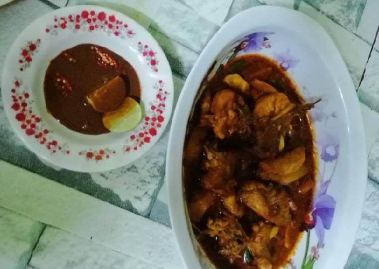Ayam goreng kari Papa - velavinkabakery.com