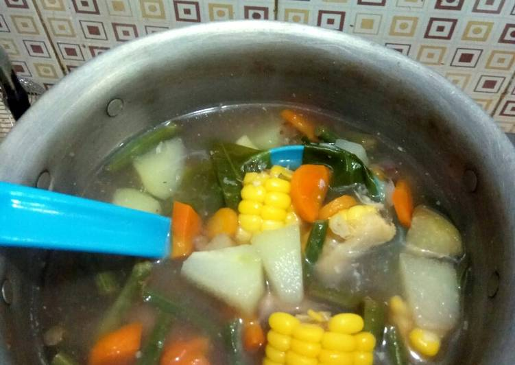 Cara Buat Sempurna Sayur asem-asem jawa