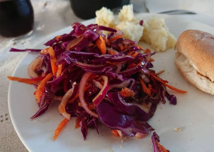 Step-by-Step Guide to Make Favorite Spicy Asian Slaw