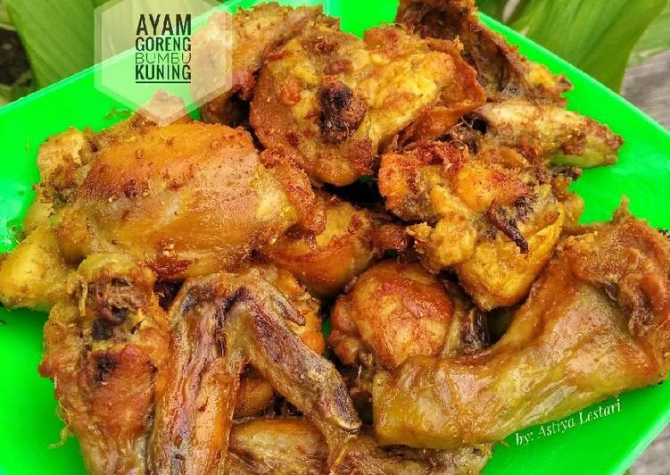 Resep Ayam Goreng Bumbu Kuning Enak Dan Istimewa Permataboga Website