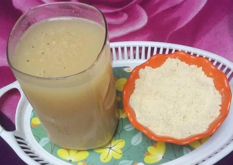 Healthy Sattu Drink