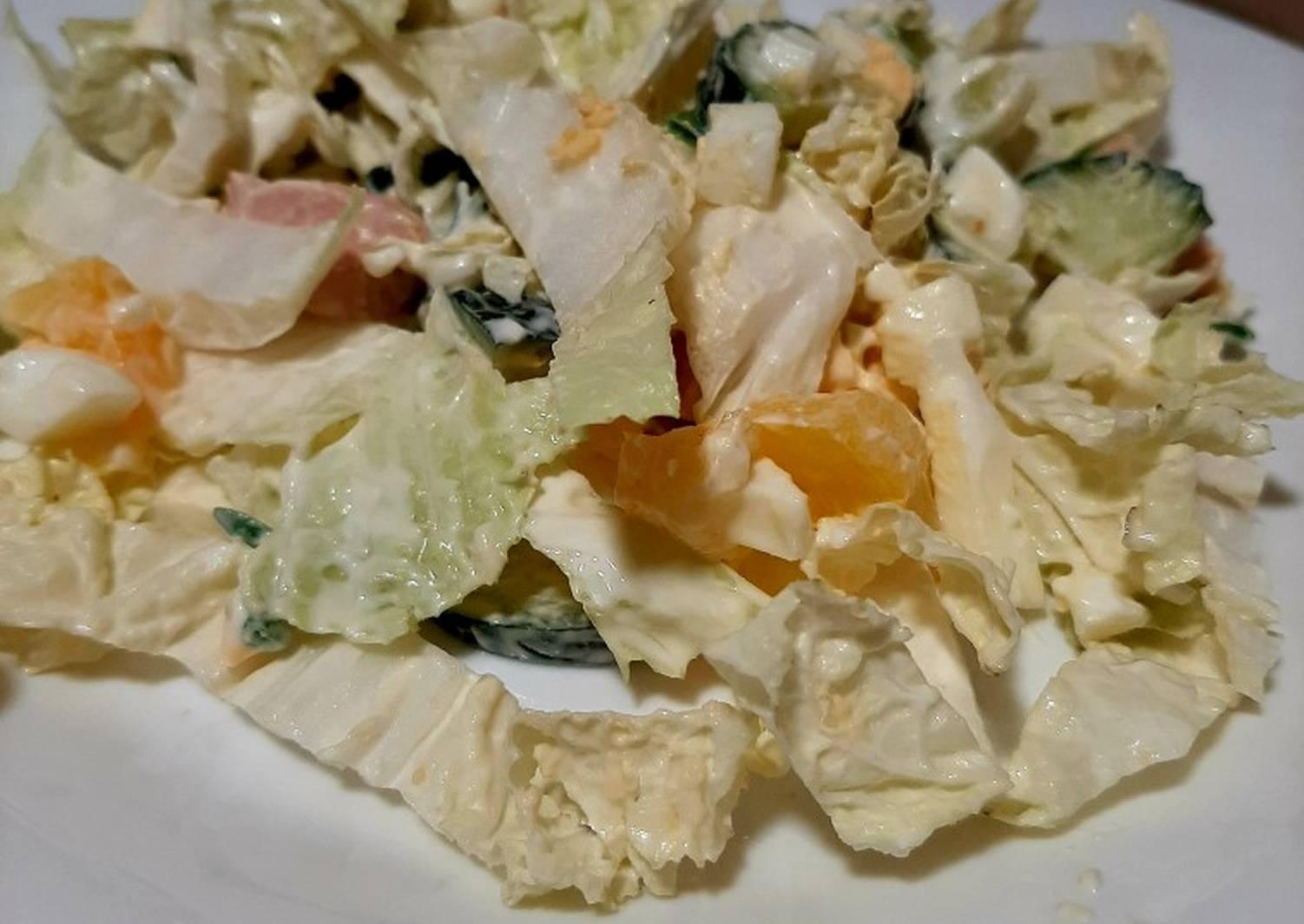 легкие нежные салаты рецепты с фото дело
