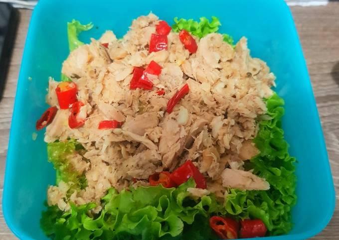 Ide Bekal Makan Siang – Tuna Express