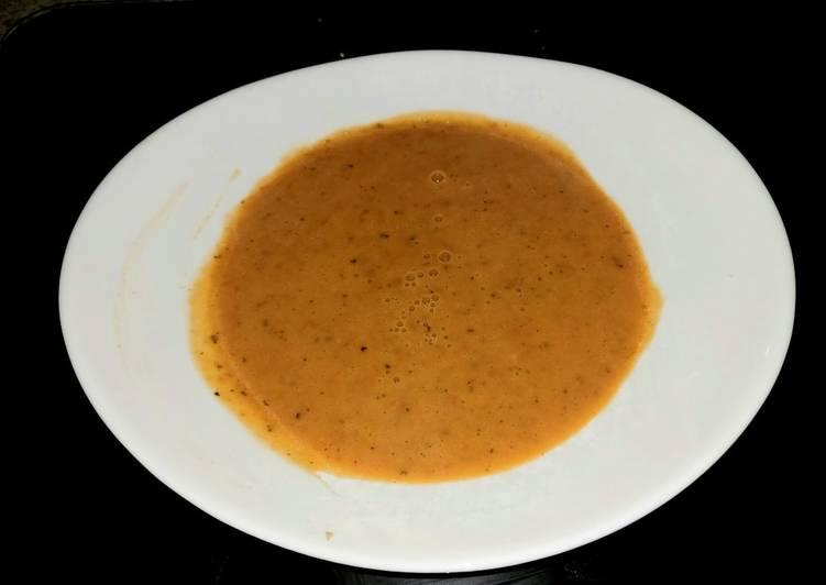 Recipe: Tasty My Chorizo & Cannellini Beans Soup 😘