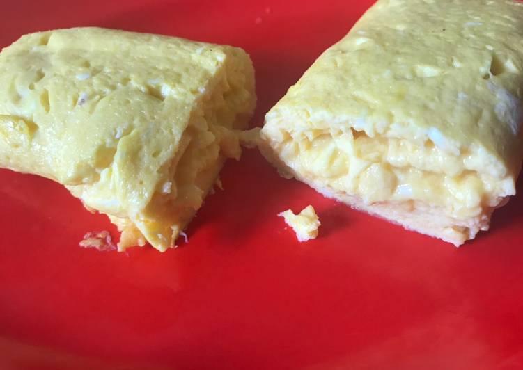 Omlet telur