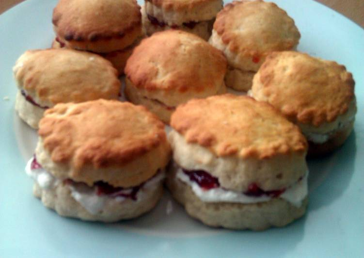 Vickys Scottish Scones, Dairy, Egg & Soy-Free