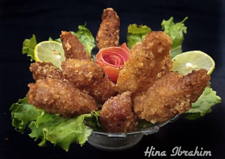Super Crispy Chicken Strips Bouquet