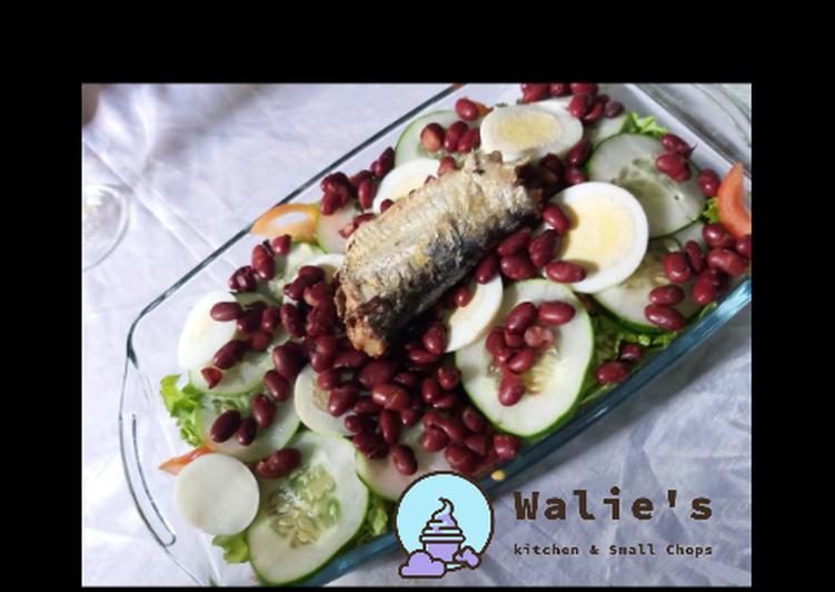 Recipe of Award-winning Lettuce base Salad