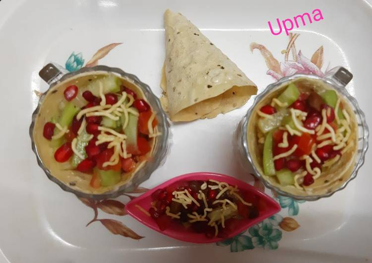Appetizer Papad Cone Salad