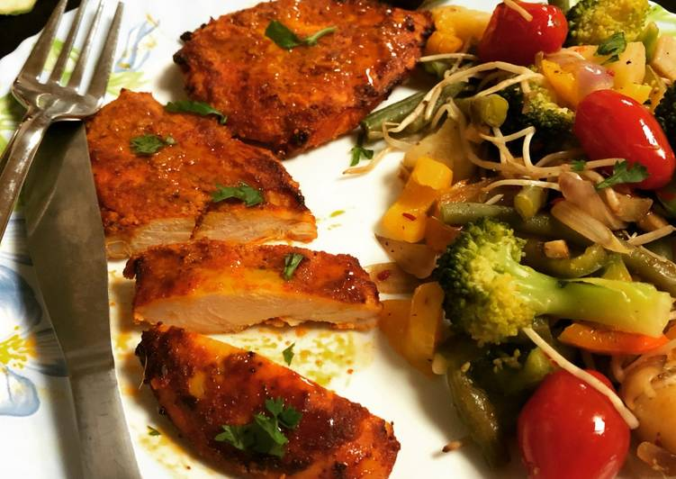 Consume These 14 Superfoods to Go Green for Optimal Health Grilled Chicken Steak