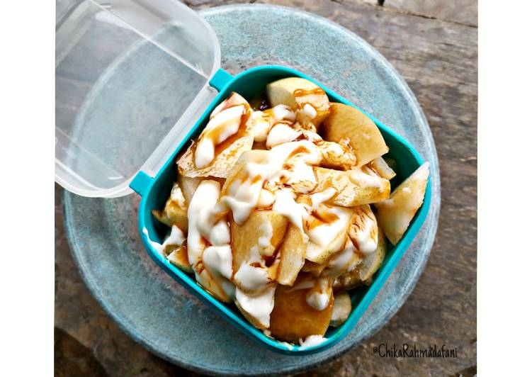 Salad Buah Ekonomis - cookandrecipe.com