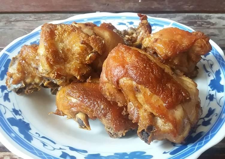 Ayam Goreng Bumbu Kare