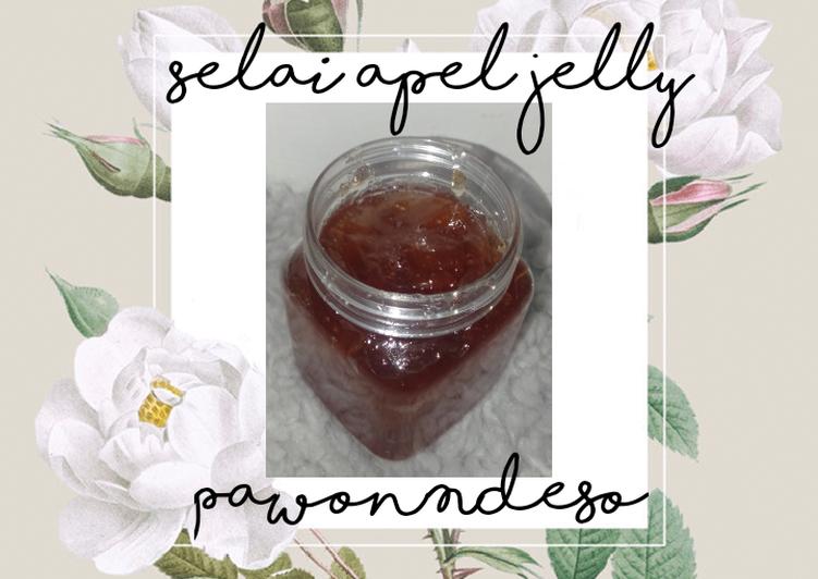 Selai Apel Jelly