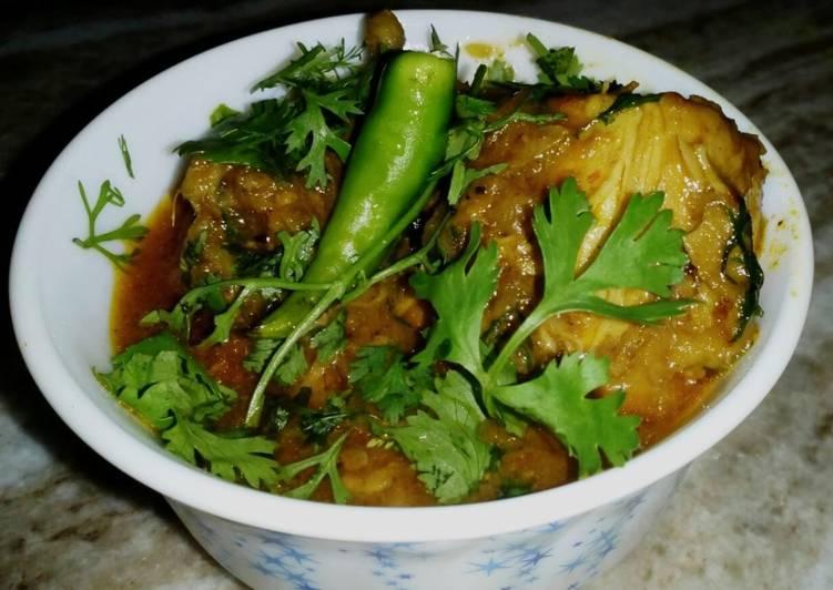 Bengali chicken curry